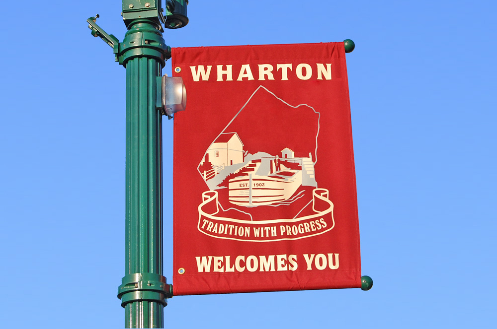 Wharton Welcome Town Center